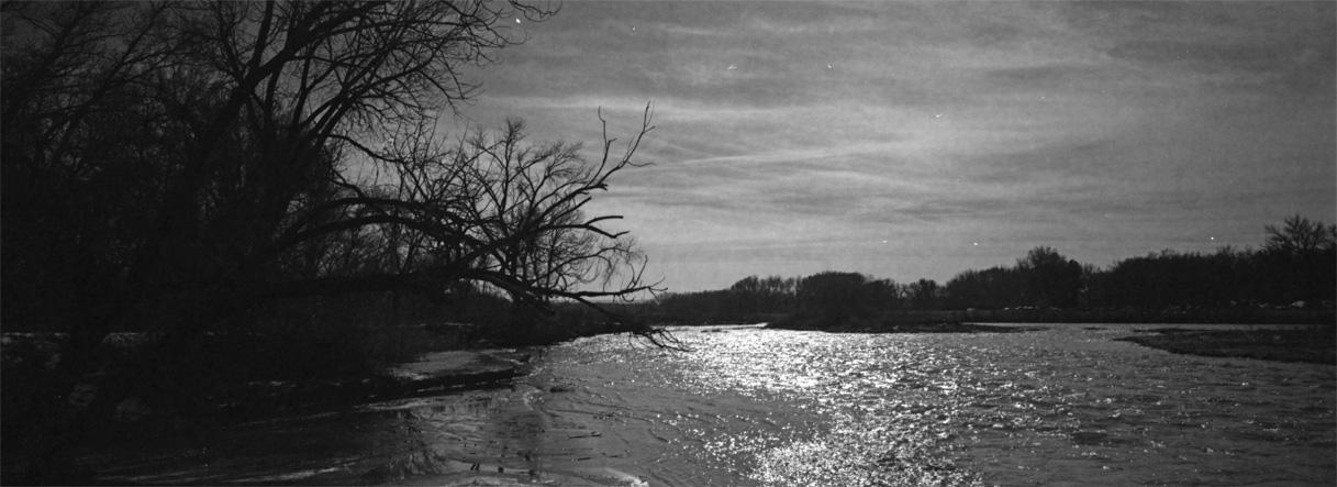 Rio Grande near La Mesilla
