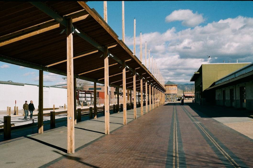 Santa Fe Rail Yard
