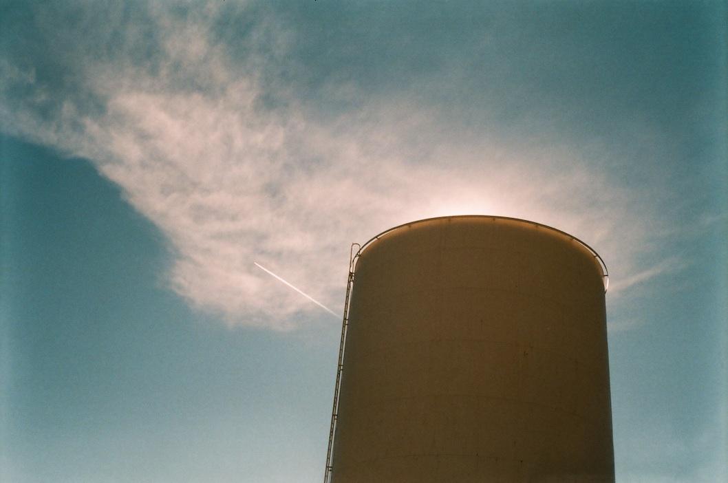 Water tank - f/16 @ 1/60.