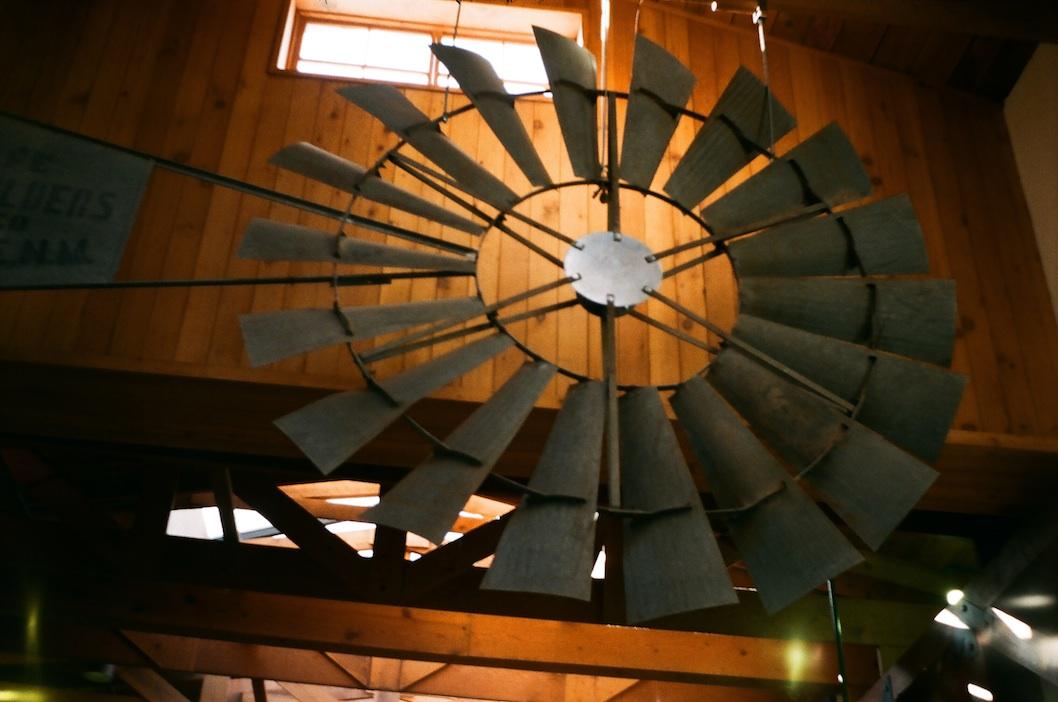 Windmill at Sanbusco - f/5.6 @ 1/30