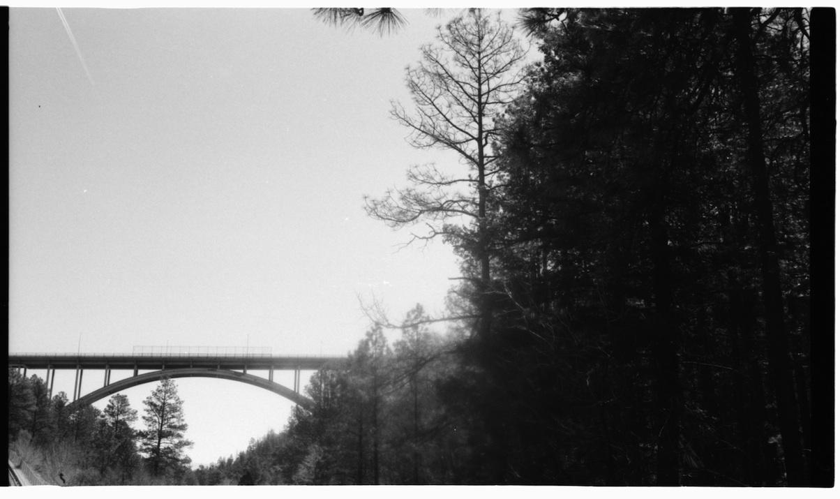 Omega Bridge, f/16 @ 1/250.