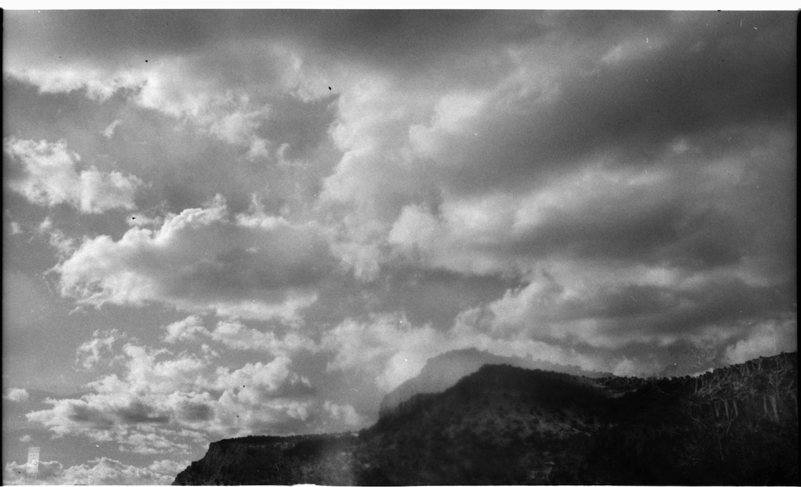 Storm Clouds, f/16 @ 1/250.