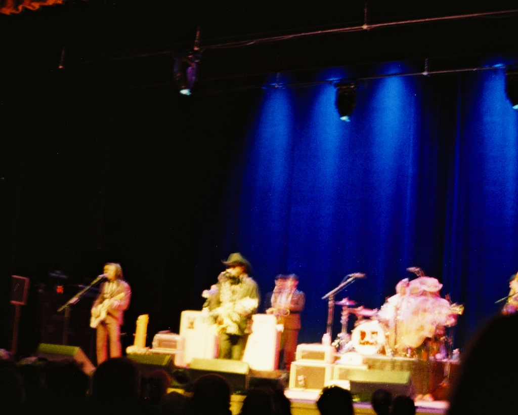 The Mavericks at the Lensic.