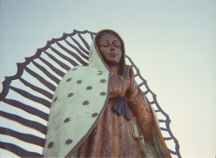 Shrine of Our Lady of Guadalupe.