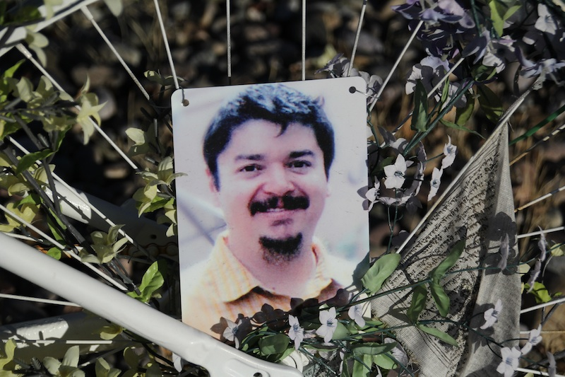 Matt Trujillo, 1974-2011, Albuquerque, NM