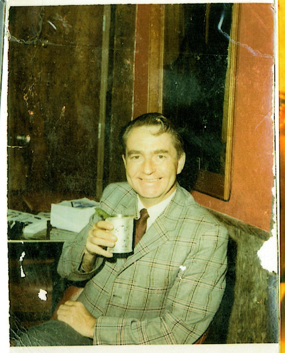 Vince Howard, 15 July 1929 -- 25 February 2015
