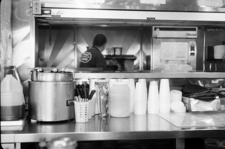 Dad's Diner in Farmington, NM.