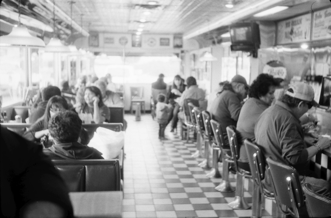 Another shot at Dad's Diner.