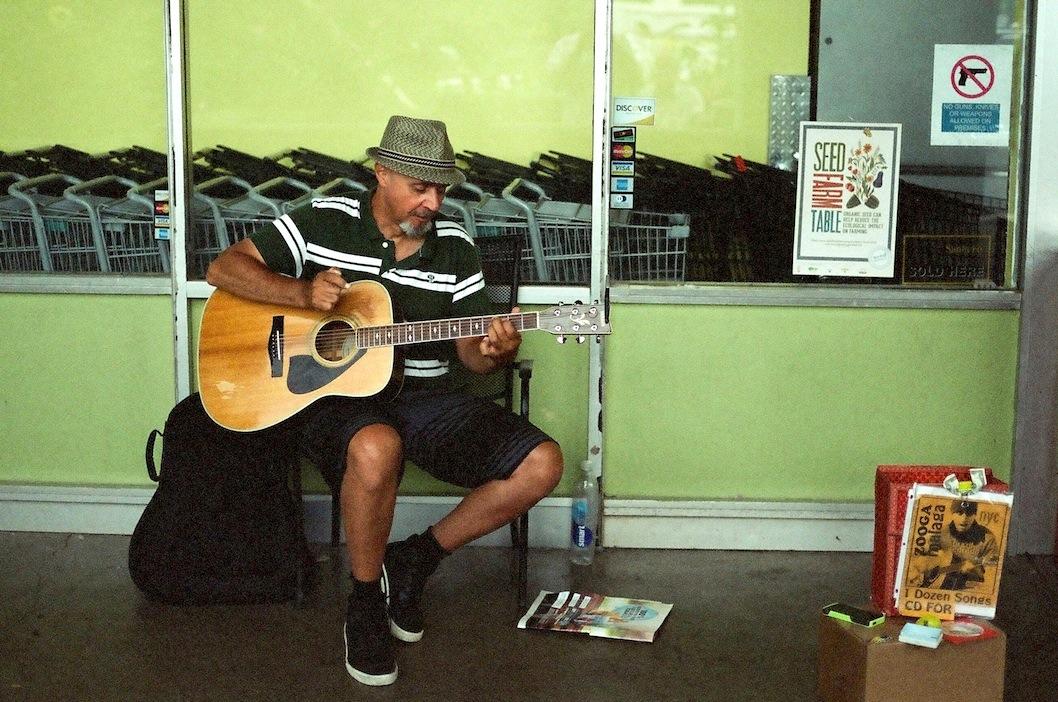 More summer music at La Montañita Co-op in Santa Fe.