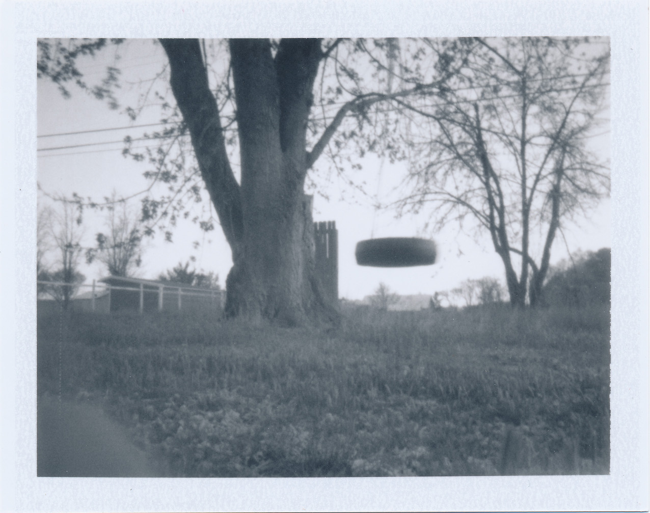 "The tire swing.  Not bad for a pinhole but kind of ""meh""."