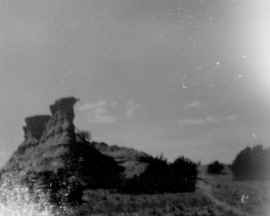 Rocks near Chimayo, NM.