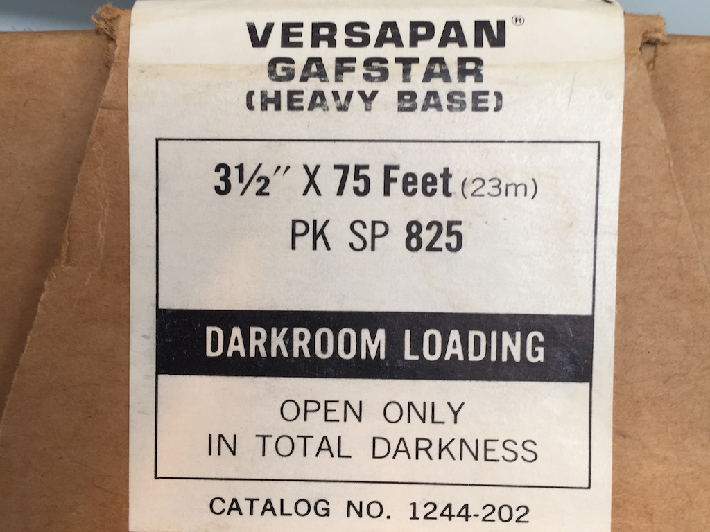 VERSAPAN GAFSTAR - not kidding about the heavy base. This stuff is thick.