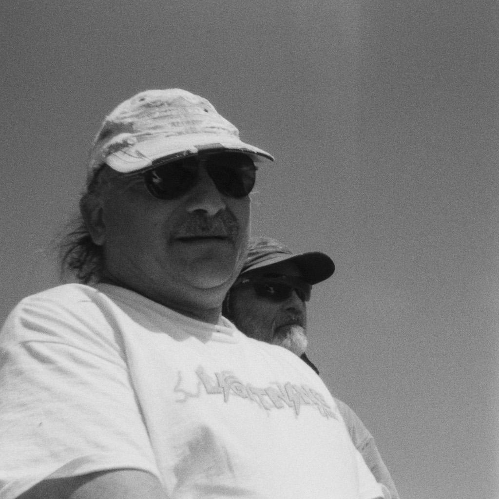 John & Bob on the summit.